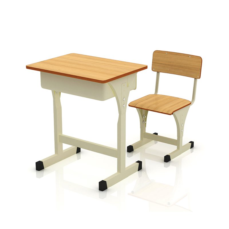 Classroom Student Desk And Chair