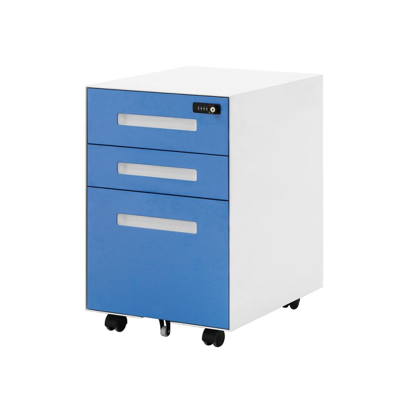 Mobile Office File Cabinets