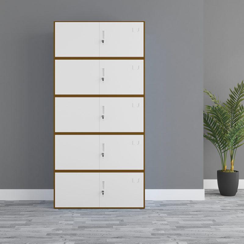 5 Drawer Metal File Cabinet