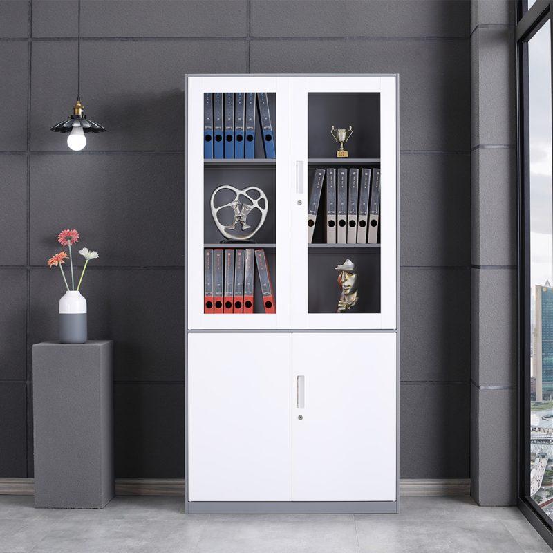 2 Door Steel Equipment Filing Cabinet