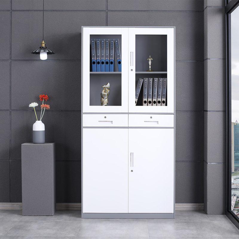 filing cabinet modern metal storage
